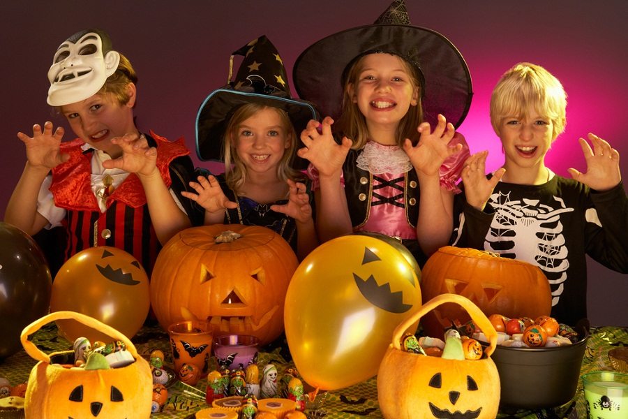 Хэллоуин — чуждое российской культуре и ценностям празднование