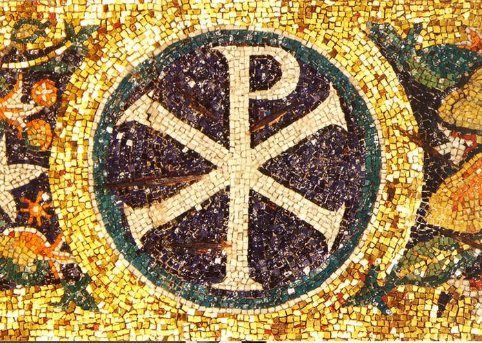 Христограмма — буквенное сокращение имени Христос