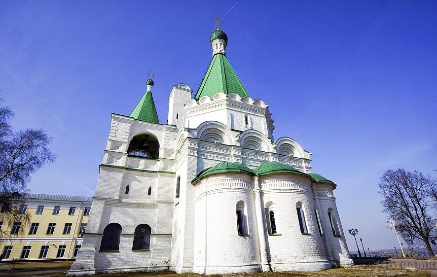 Архангельский собор Нижегородского Кремля