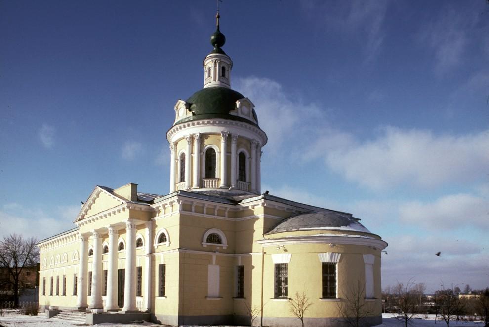 Храм во имя Архангела Михаила в г. Коломне