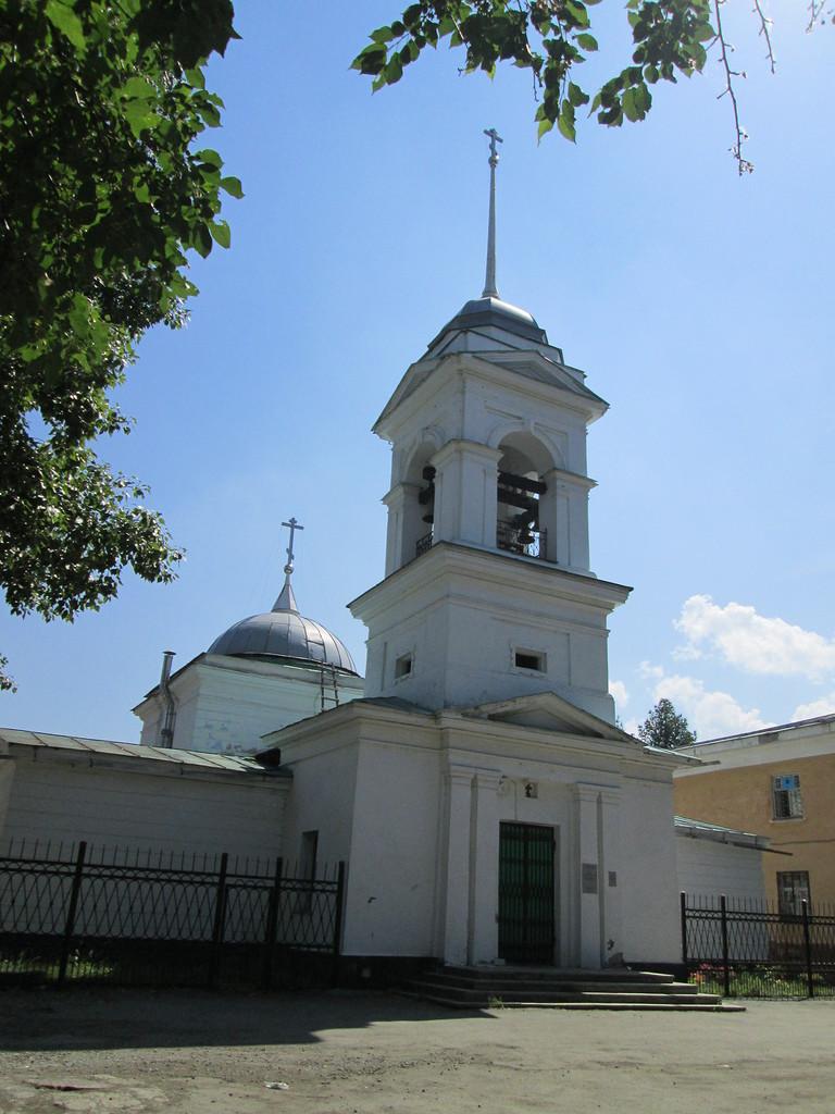 Храм во имя Рождества Христова (РПсЦ) г. Екатеринбурга