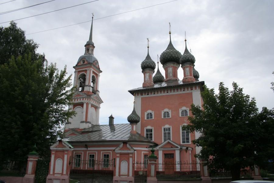 Церковь во имя святителя Иоанна Златоуста в Костроме