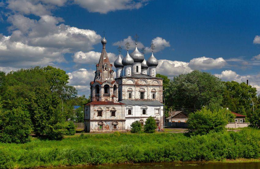 Храм во имя Иоанна Златоуста в Вологде