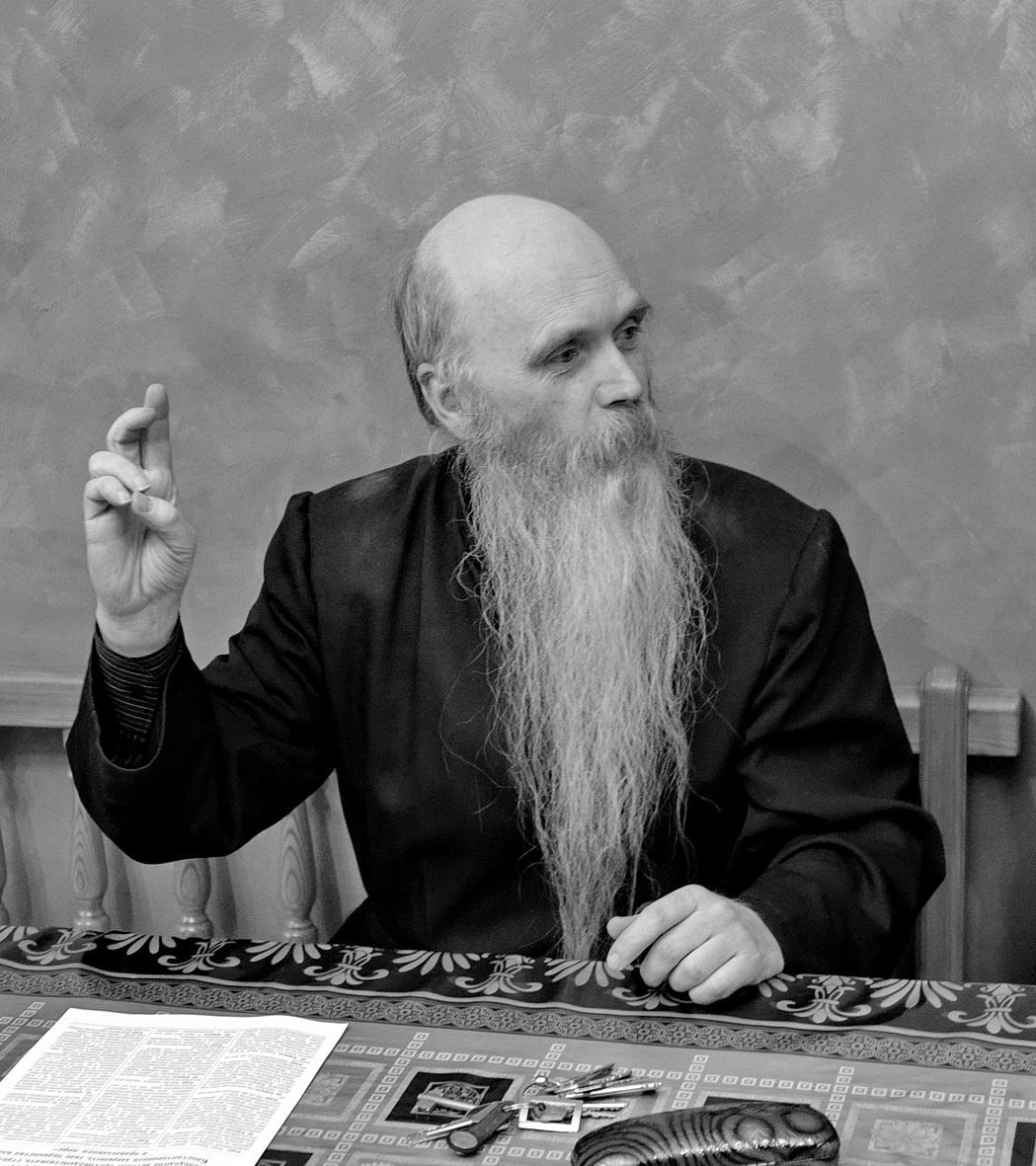 Андрей Викторович Жиганков — помощник наставника Московской Поморской общины