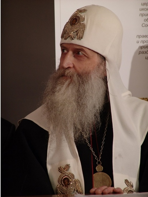 Митрополит РПсЦ Андриан (Четвергов), Московский и всея Руси (12.02.2004 — 10.08.2005 гг.)