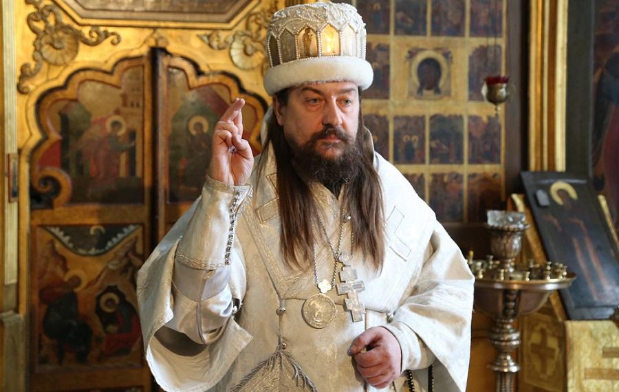Архиепископ Киевский и всея Украины Никодим (Ковалев)