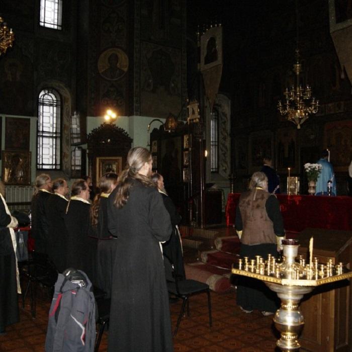 Архиерейский Собор Русской Древлеправославной Церкви, 22 декабря 2016 года