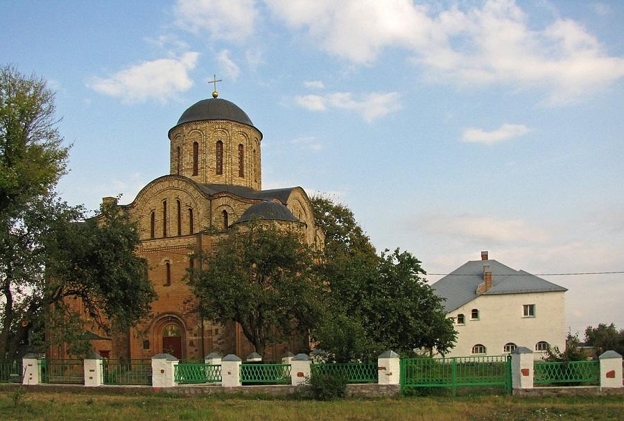Васильевская церковь, г. Овруч