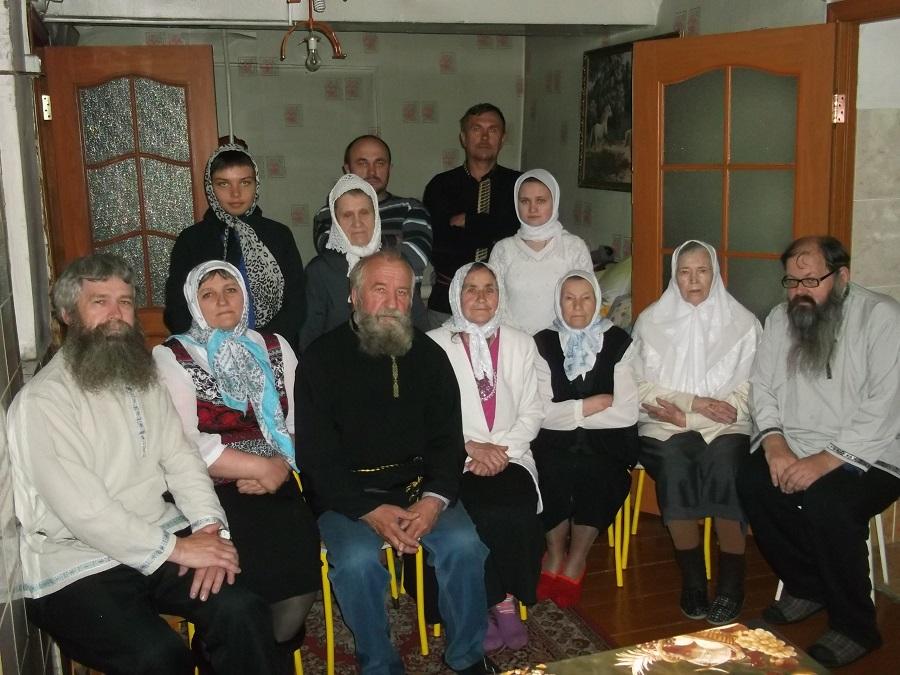 Члены Российского Совета ДПЦ в гостях у Красноярской общины
