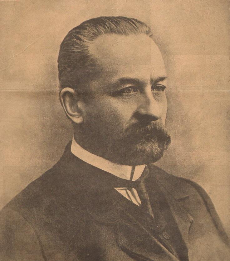 Первое Временное правительство возглавил князь Георгий Евгеньевич Львов