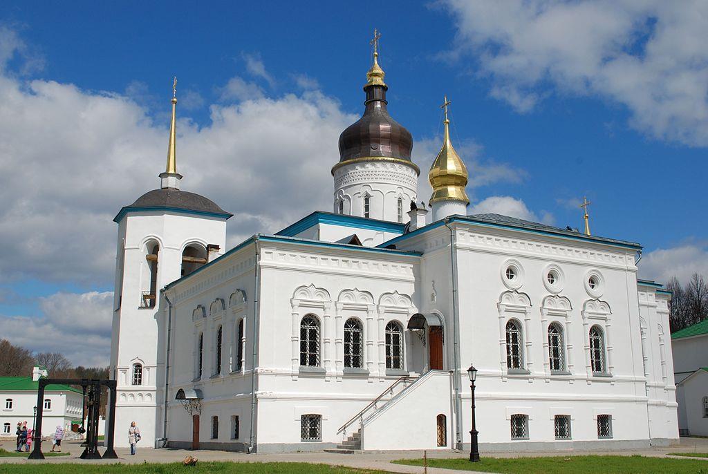 Спасо-Елеазаров монастырь