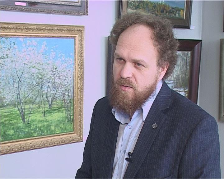 Олег Молчанов. Скульптор, заслуженный художник России, член-корреспондент Академии художеств