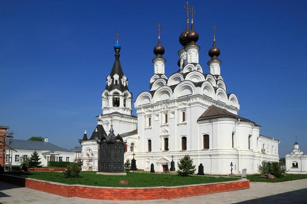 Благовещенский монастырь г. Мурома, основанный в 1553 году