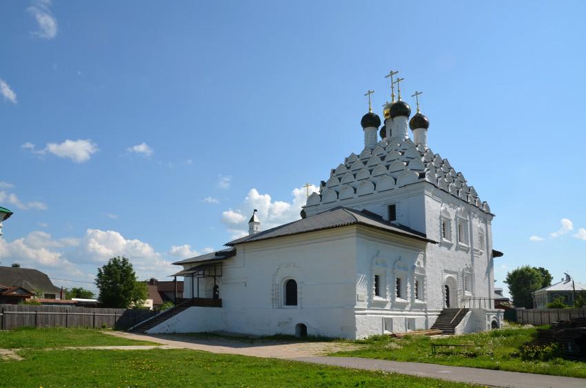 Храм св. Николы в г. Коломне