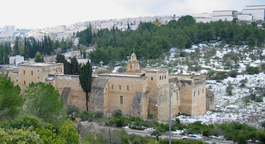 Монастырь Святого Креста в Иерусалиме