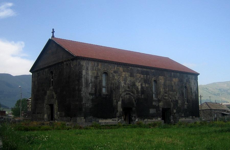 Церковь Святого Креста в г. Апаран, Армения