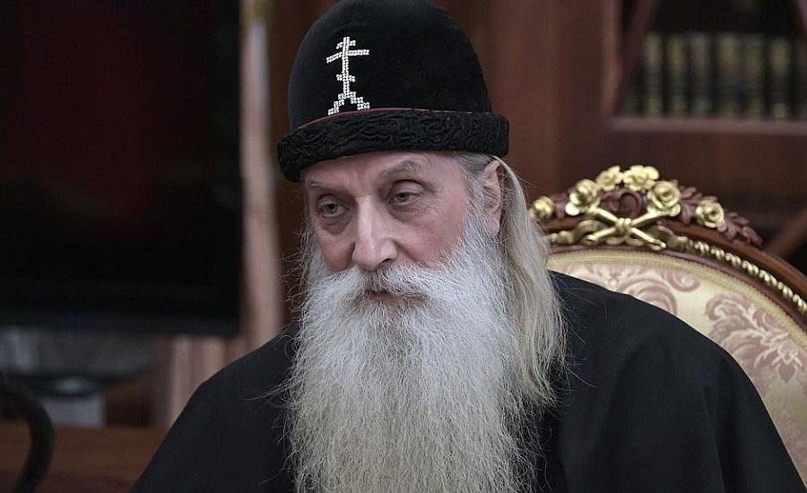 Путин провел встречу сглавой Русской старообрядческой церкви