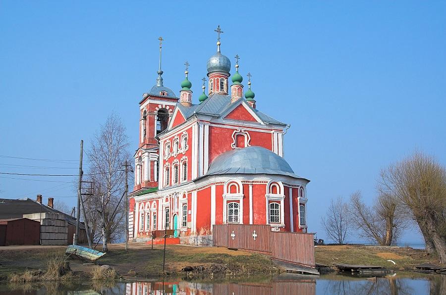 Церковь Сорока Мучеников в Переславле-Залесском