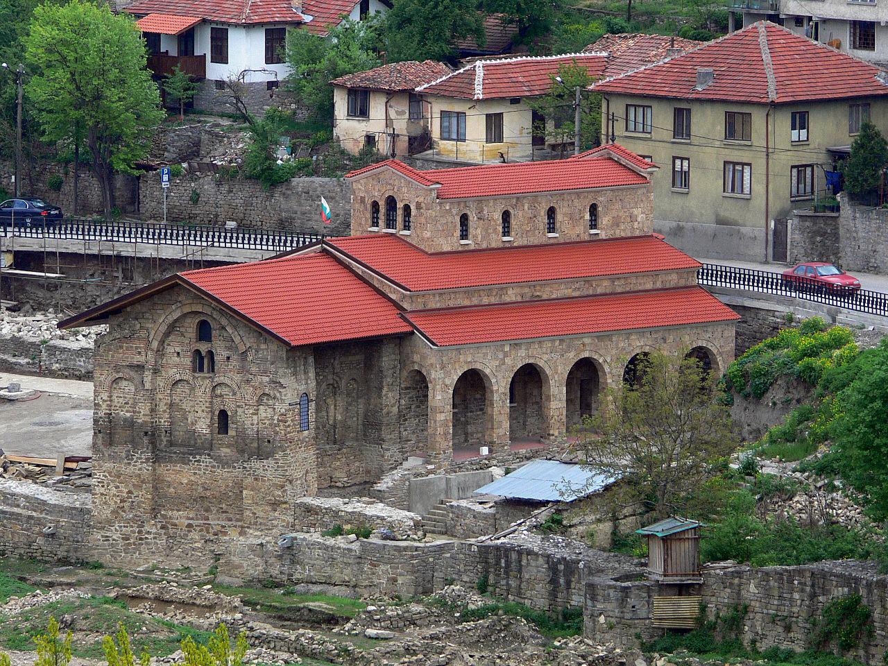 Церковь Сорока Севастийских мучеников в Велико-Тырново (Болгария)