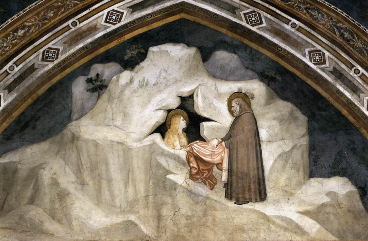 Неделя преподобной Марии Египетской