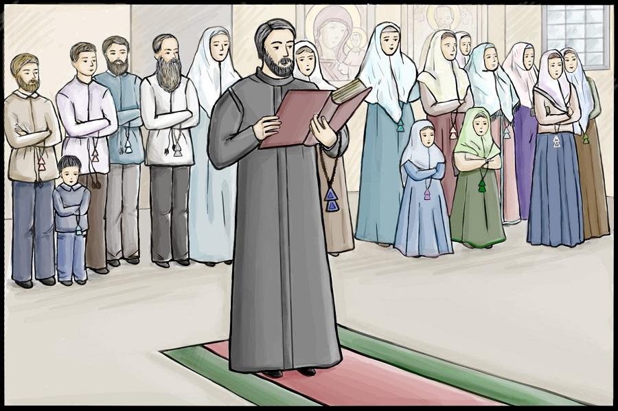 Апостольское чтение на Литургии