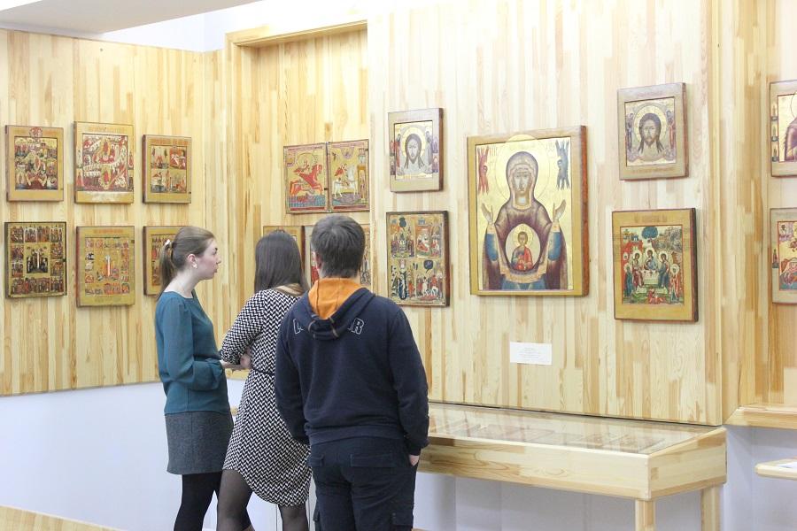 Музей «Невьянская икона» один из самых больших частных музеев в стране