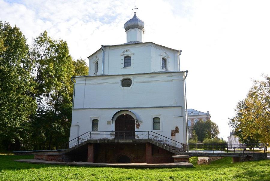 Церковь св. Георгия на Торгу