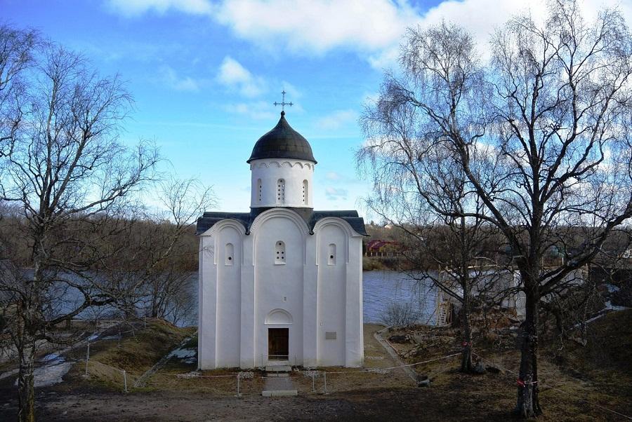 Церковь св. Георгия в Старой Ладоге