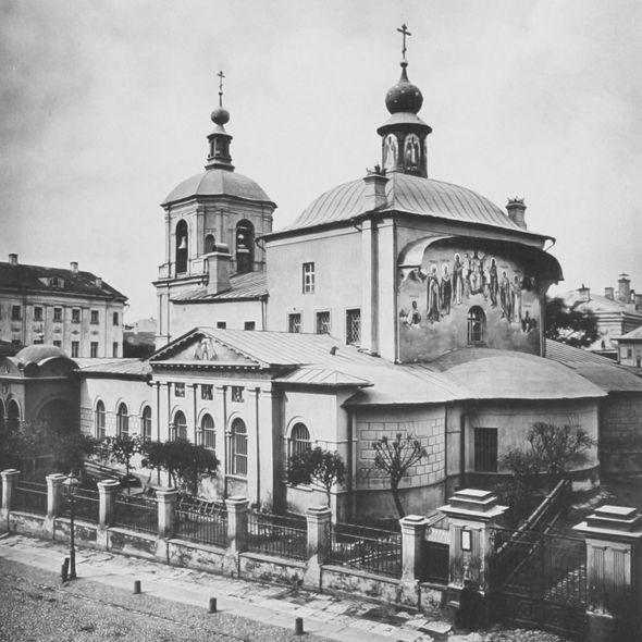 Церковь Георгия на Красной горке