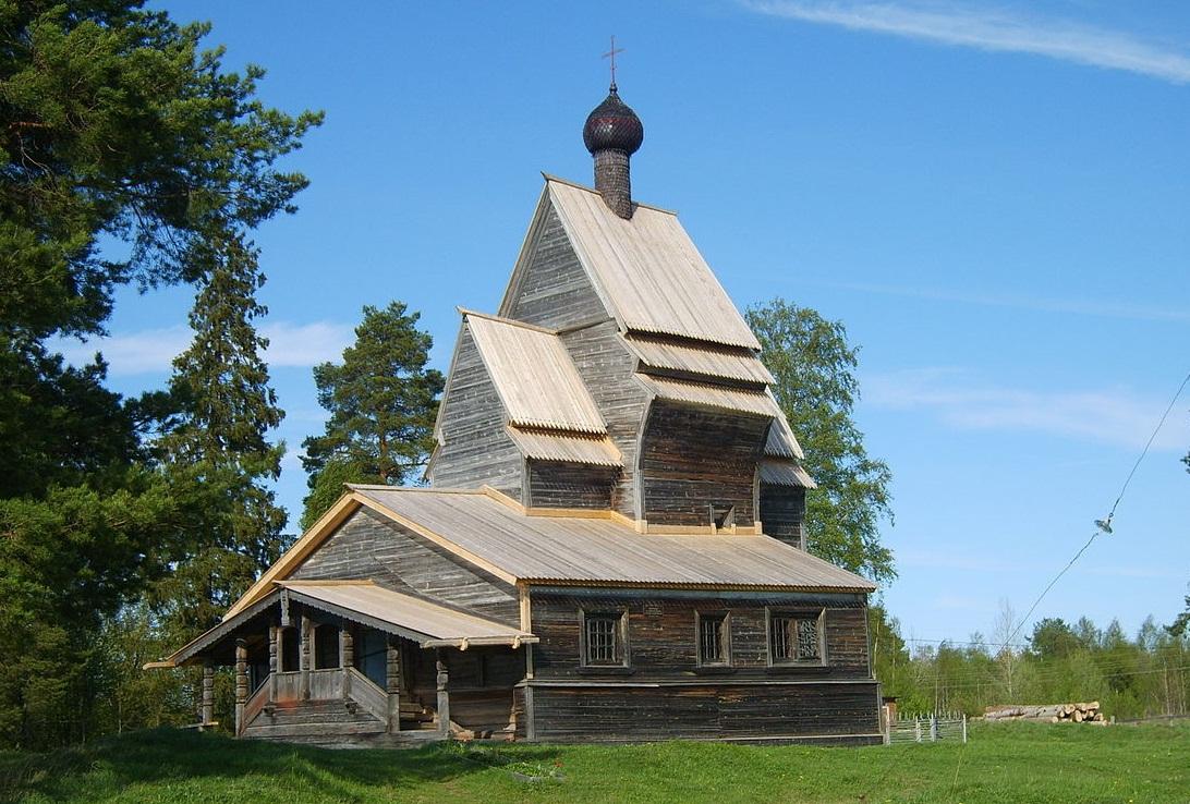 Церковь Георгия Победоносца (Подпорожский район)