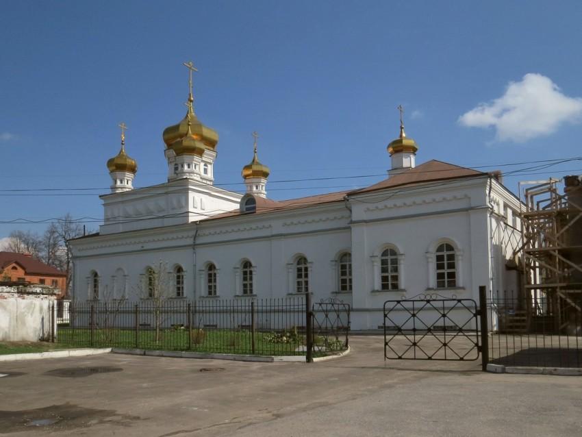 Храм РПсЦ во имя великомученика Георгия в Егорьевске