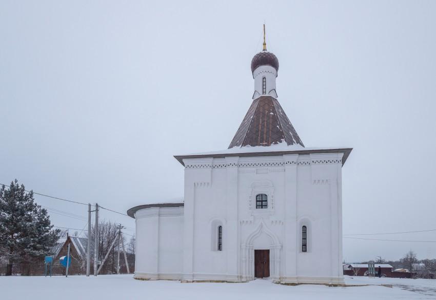 Ильинский храм в с. Пруссы
