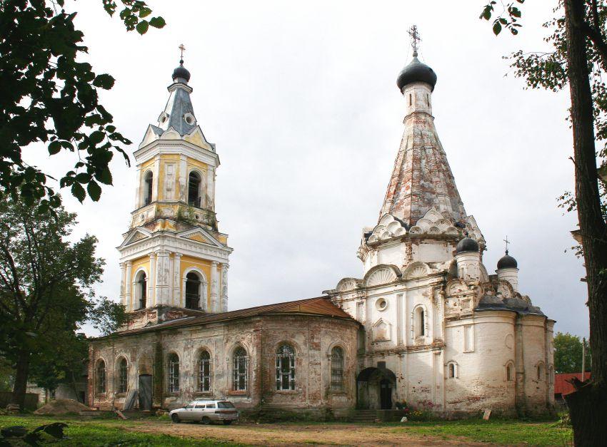 Церковь Смоленской иконы Божией Матери в Кушалино