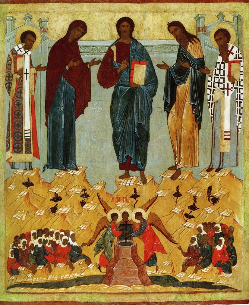 14 Августа: Происхождение Честного Креста Господня 1498998148.2062proishojdenie_kresta_2