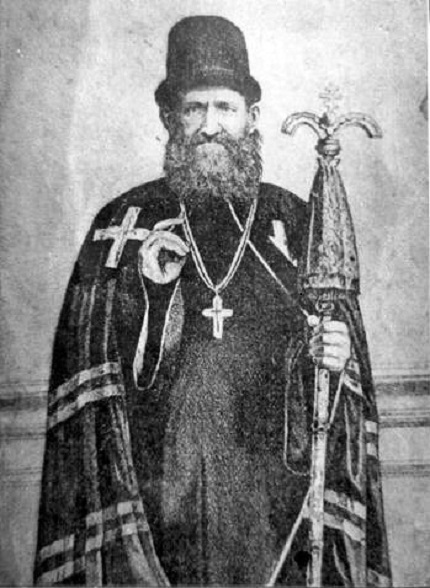 Кирилл, архиепископ Белокриницкий и всех древлеправославных христиан Митрополит