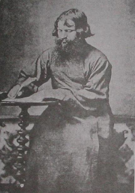 Начетчик Иларион Георгиевич Кабанов (Ксенос)