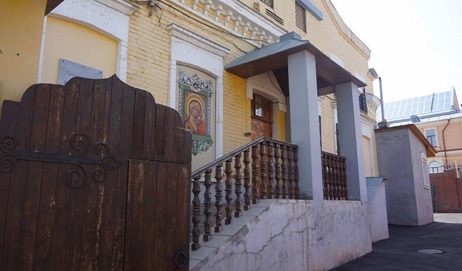 Храм Самарской старообрядческой поморской общины
