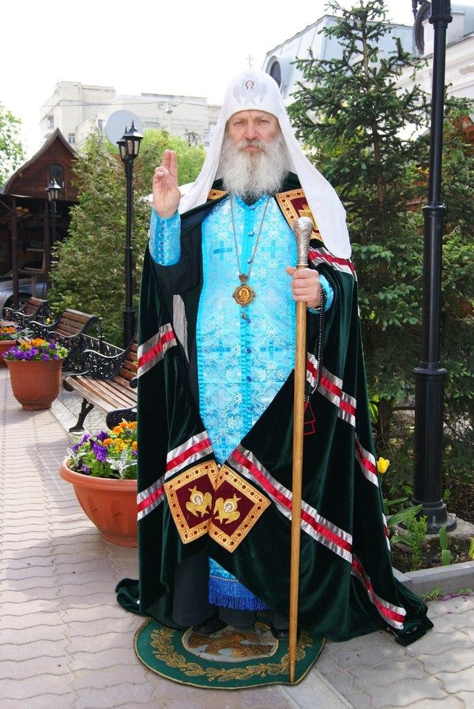 Патриарх Александр (Калинин)