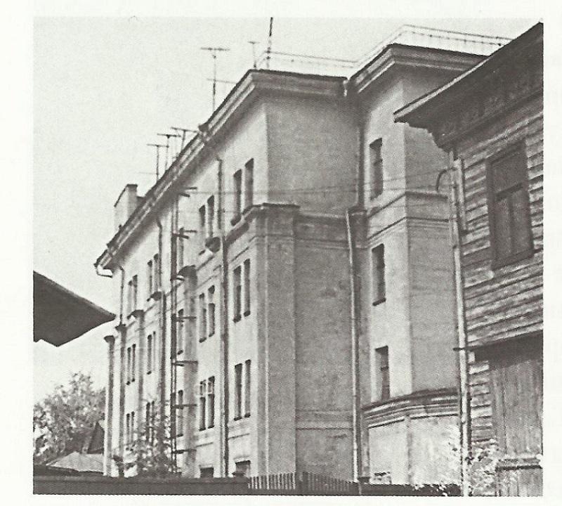 Храм Успения Пресвятой Богородицы в 1967 году