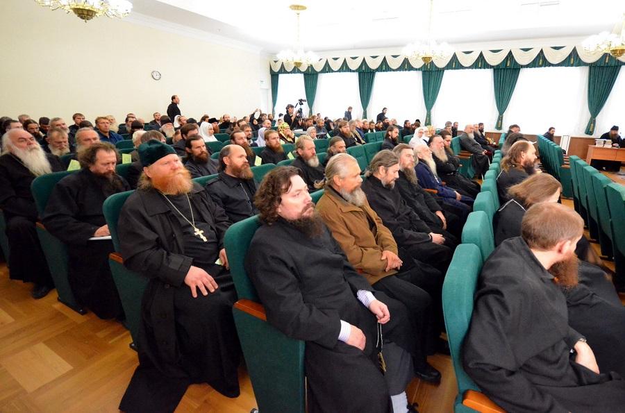 Участники Освященного Собора РПсЦ, 2017 год
