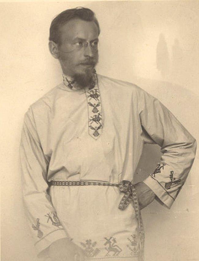 Иван Никифорович Заволоко. Конец 1920-х годов. Фото из архива Рижской Гребенщиковской старообрядческой общины