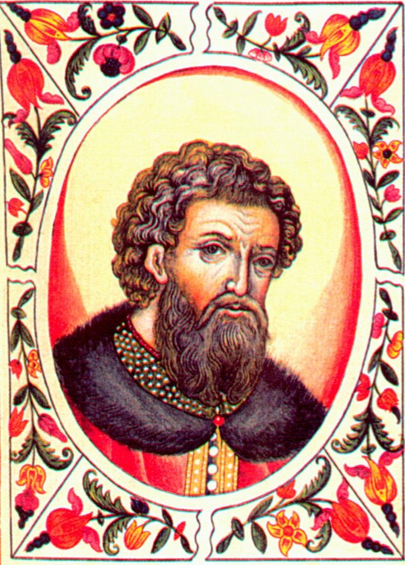 Князь Александр Невский. Титулярник