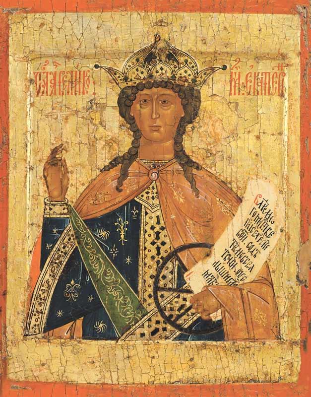 Святая великомученица Екатерина. Монастырь святой Екатерины