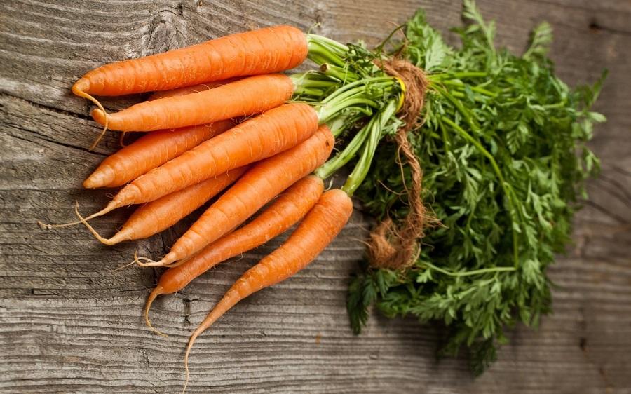 Морковь — корнеплод, который использовался в пищу на Руси с незапамятных времен