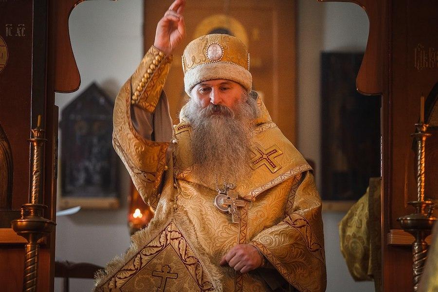 Епископ Казанско-Вятский и Уральский Евфимий (Дубинов)
