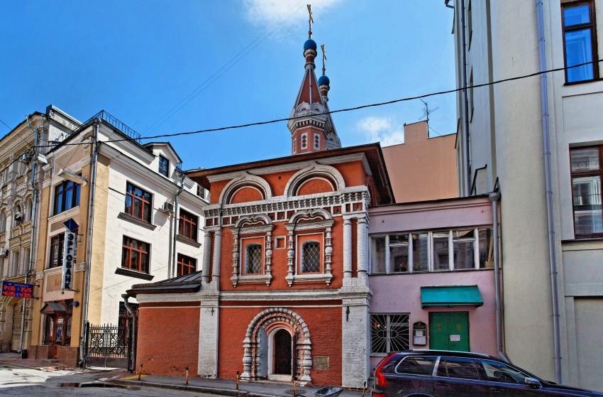 Церковь Козмы и Дамиана в Старых Панех (Москва)