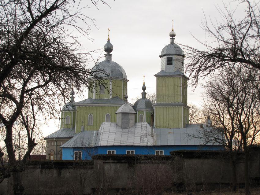 Старообрядческий храм в честь святых чудотворцев и бессребреников Козмы и Дамиана