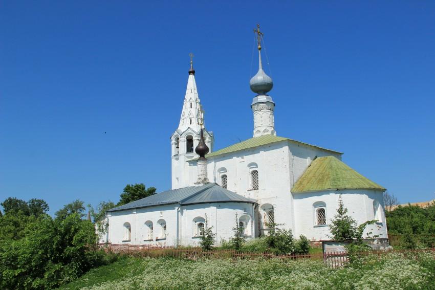 Храм РПсЦ в честь святых Козмы и Дамиана располагается в г. Суздаль Владимирской области