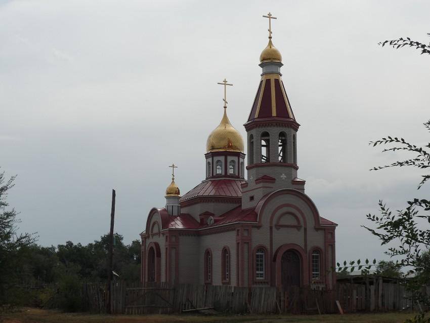 Храм святых Козмы и Дамиана в Оренбурге