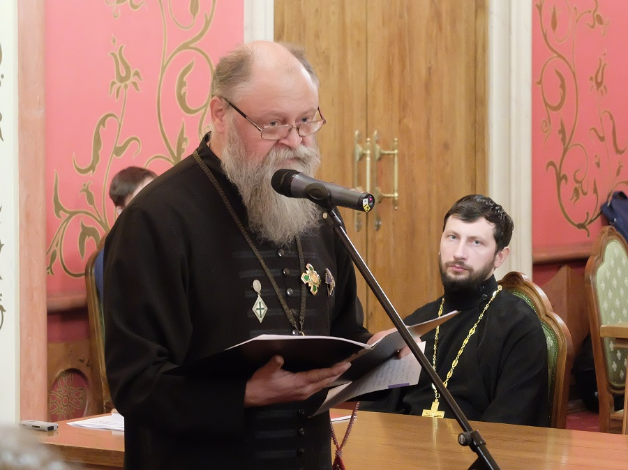 Протоиерей Сергий Гончаров